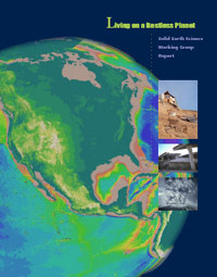 Solid Eearth Science Working Group Report