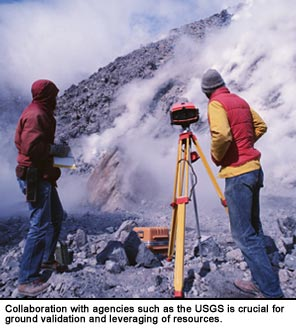 Nasa S Volcano Research